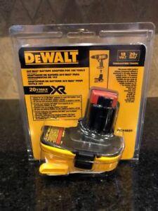 Brand-New-DEWALT-DCA1820-20V-MAX-Battery-Adapter-For-DEWALT-18V-Tools