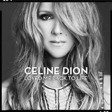 CÉLINE DION - LOVED ME BACK TO LIFE  VINYL LP  13 TRACKS INTERNATIONAL POP  NEW+
