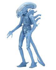 "NECA ALIENS SERIES 11 KENNER WARRIOR ALIEN (BLUE) 9"" ACTION FIGURE - 23cm"