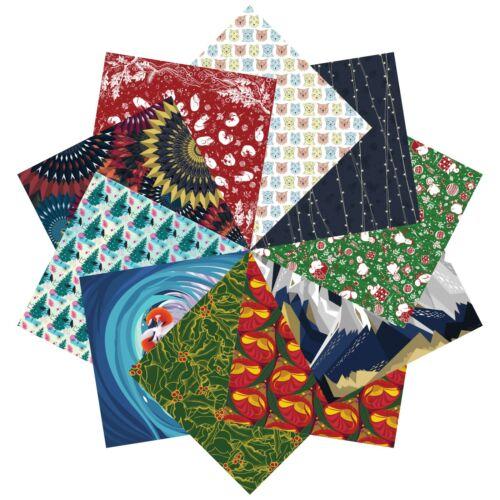 15cm CuadradoColección uno Papel De Origami Conjunto de Regalo De Navidad100 Hojas