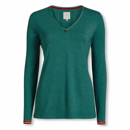 PiP Studio Long Sleeve T-Shirt langarm Oberteil Trice Melee Top