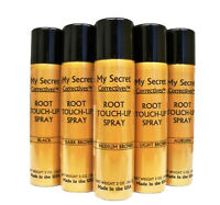 My Secret Correctives Medium Blonde Root Color Touch-up Spray 2oz