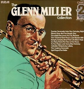 THE-GLENN-MILLER-COLLECTION-Double-Gatefold-Vinyl-Album-LP-Camden-PDA012-DA