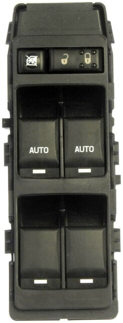 Door Power Window Switch Front Left Dorman 901-450