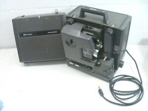 Bell-Howell-16mm-Projector-Vintage-FILMOSOUND-Model-2585-As-Is