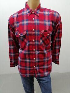 Camicia-LEE-Uomo-Taglia-Size-XL-Chemise-Homme-Shirt-Man-P7037