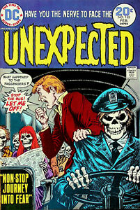 Tales-of-the-Unexpected-155-Feb-1974-DC-Very-Fine-Near-Mint