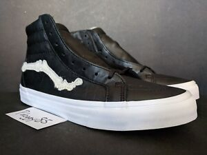 237c6cff85 DS Blends x Vans Vault Pony Hair Sz 10 Bone Sk8-Hi Reissue Zip LX ...