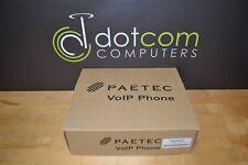 Allworx Paetec 9212 9212p Voip Display Phone 6x 8110051 Match Serial