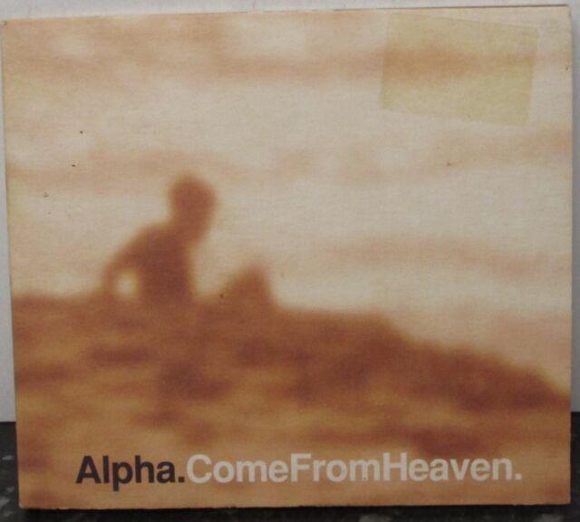 ALPHA - Come From Heaven - CD ALBUM
