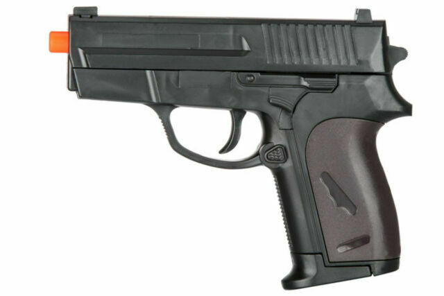 Uk Arms P618bag Spring Pistol Airsoft Gun Black 31944 For Sale Online Ebay