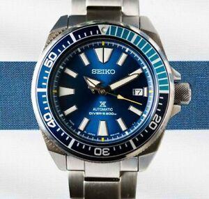 Seiko-Japan-Made-Limited-Edition-Blue-Lagoon-Samurai