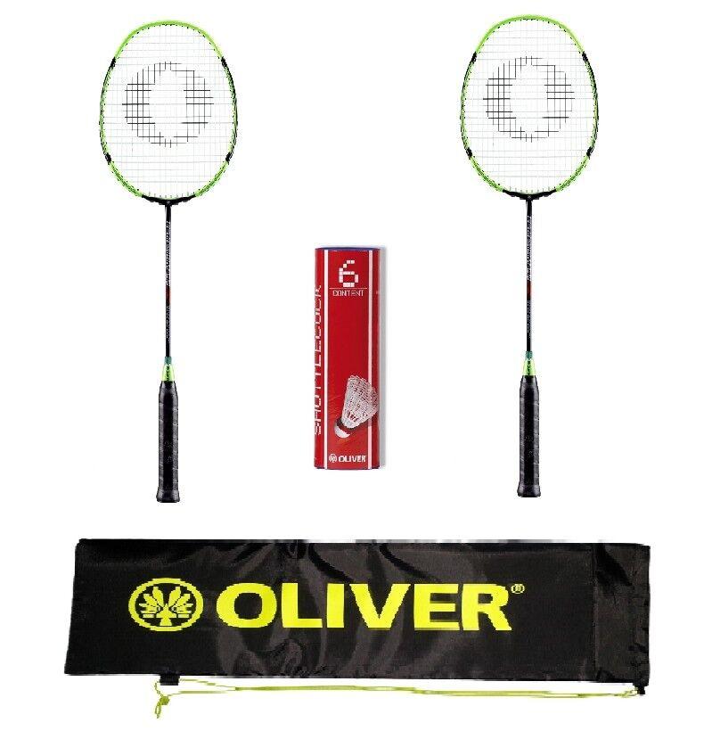 Oliver Badminton Set Grasso Smash