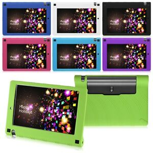 Details about Slim Soft Silicone Rubber Gel Skin Case Cover For Lenovo Tab  7