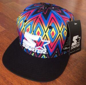 Starter-Baseball-Cap-Snapback-Aztec-New