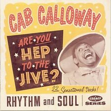 Cab Calloway - Are You Hep to the Jive [New CD]