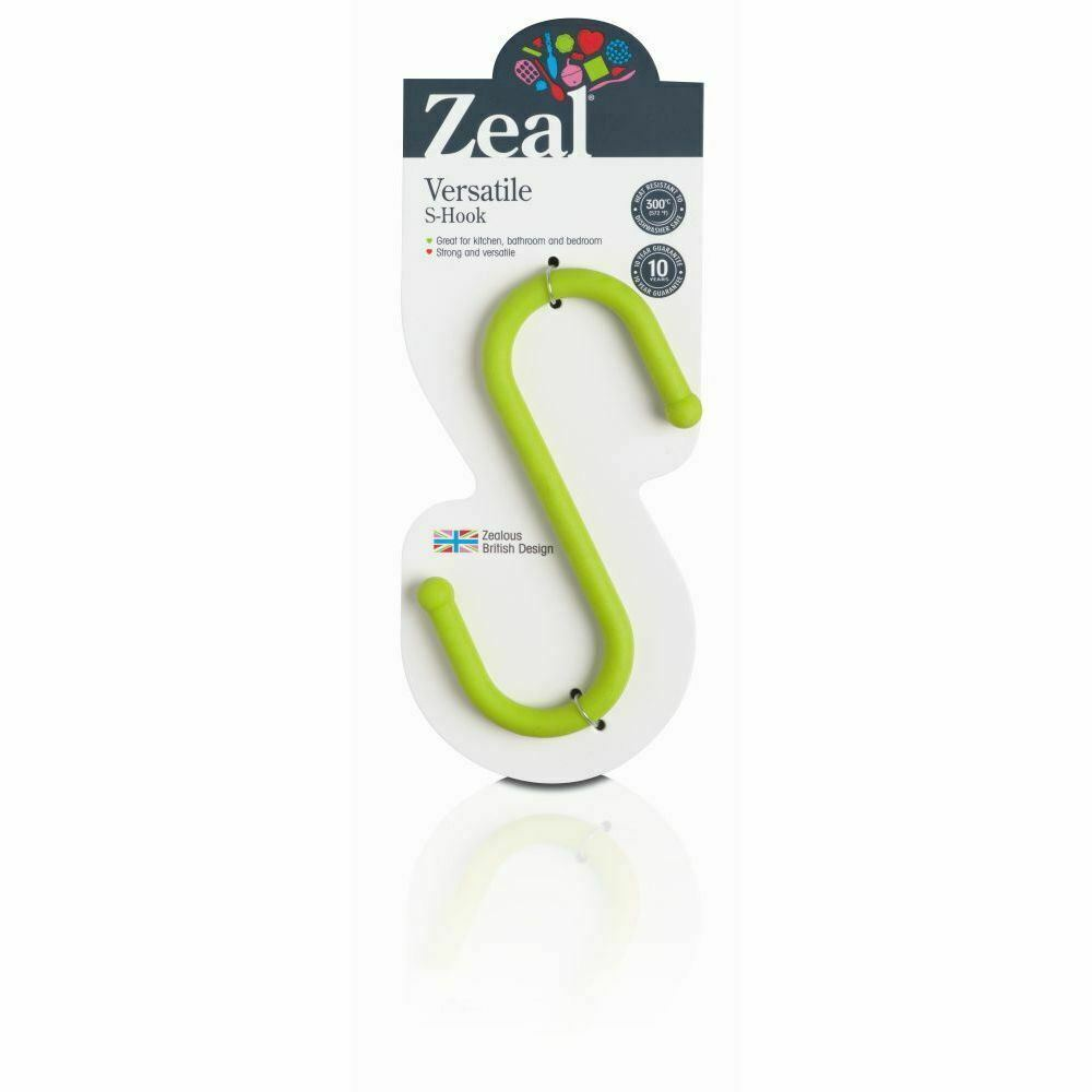 Zeal Hooks for Kitchen, Bathroom Assorted Pack of 40