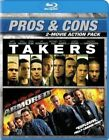 Armored Takers - 2 Disc Set 2016 Blu-ray