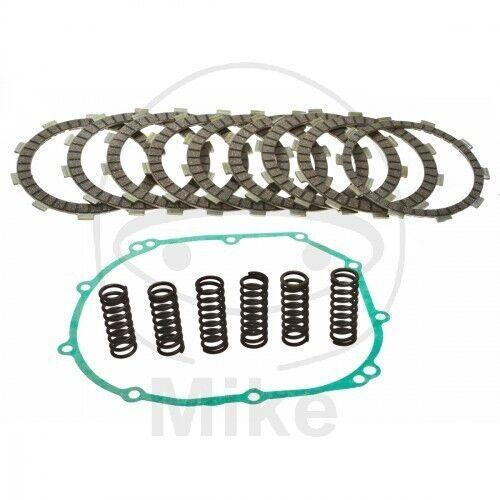 Kawasaki KX 250 Kupplung Lamellen Stahlscheiben clutch friction plates 92-10