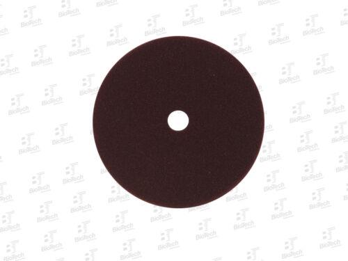 "1 Unit 6/"" Uro-Tec Maroon Medium Cut//Heavy Polishing Foam Pad"