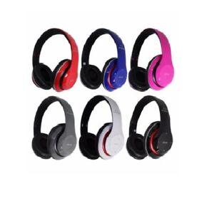 Caricamento dell immagine in corso P15-cuffie-Bluetooth-wireless -stereo-microfono-pc-smartphone- daadb3b16890