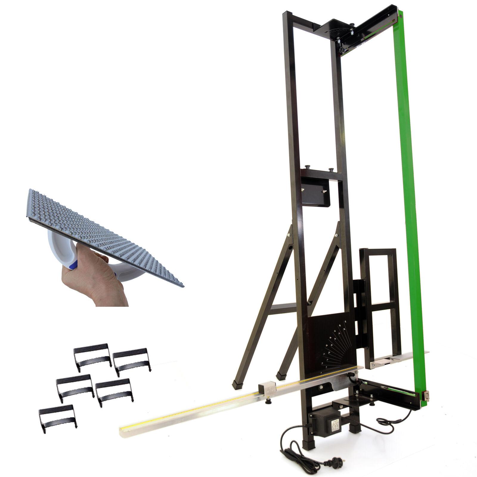 Der ALUCUTTER 3014 - Styroporschneider   das Profi - Styroporschneidegerät