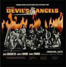Jerry and the Portra - Devil's Angels (Original Soundtrack) [New CD] Manufactu