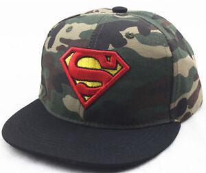 Kids Hip Hop Hats Baseball Cap Boys Girls Snapback Hat School Adjustable Sports