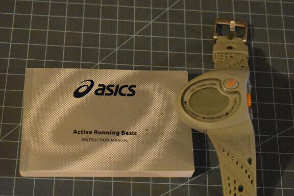 entrada Persistencia Porque  Asics Active Running Sport Watch for sale online