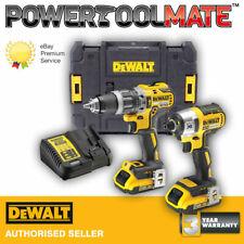 DeWALT DCK697M3 18v 6 Piece Kit DCD785 DCF885 DCG412 DCS355 DCS387 3x 4Ah Bat RW