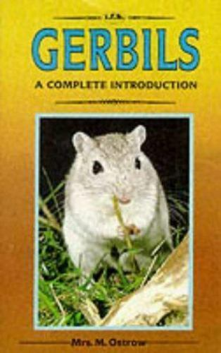 A Complete Introduction to Gerbils: Completely Illustrated in Full Color [ Ostro