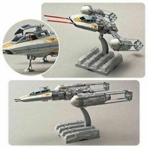 Bandai Star Wars Y-wing Starfighter 1/72 Scale Model Kit The Force Awakens  Japan