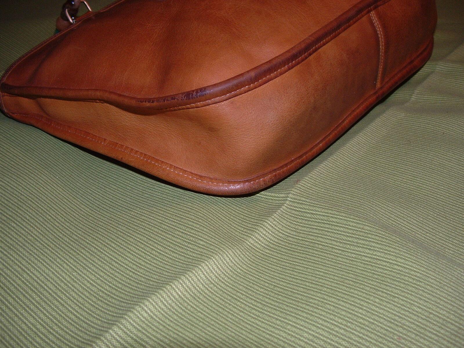 Custom vintage COACH Bonnie Cashin satchel VGC **… - image 4