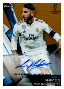 2018-19-Topps-Finest-UEFA-Soccer-Parallel-and-SP-Auto-Refractors-You-Pick