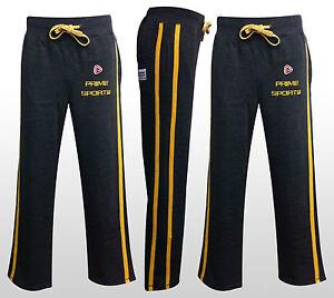 Mens-Cotton-Jogger-Fleece-Jogging-Trouser-Track-Suit-MMA-Boxing-Bottom-708