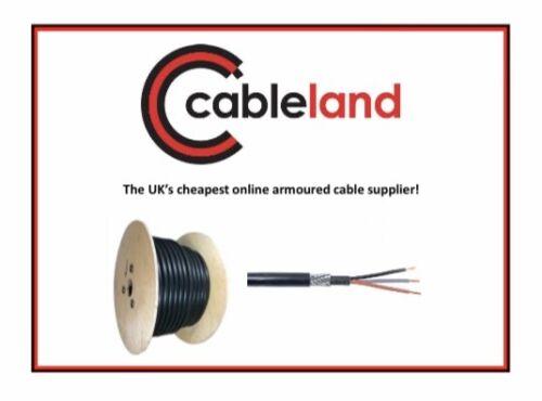 3 Core Cable armado SWA BS5467