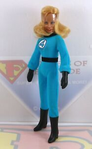 """MEGO 8/"""" INVISIBLE GIRL FANTASTIC FOUR BOX ONLY"""