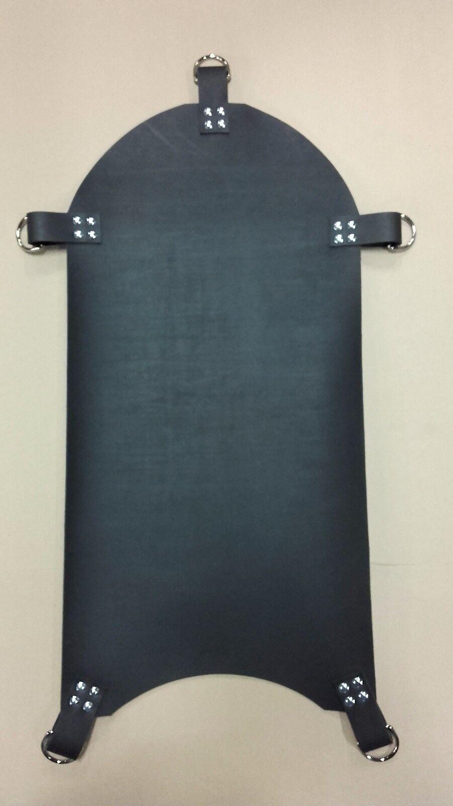 Ledersling Matte aus 3,5 mm Rinderspaltleder