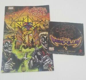 Insane Clown Posse  - The Pendulum 6 Comic Book & CD eminem diss twiztid juggalo