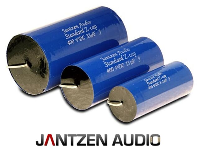 Jantzen Audio Z-Standard Cap  10,0 uF (400V)
