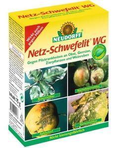 Netzschwefel Netz Schwefelit Neudorff 75 g gegen Pilzkrankheiten