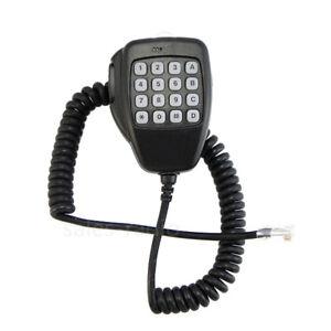 HM-118TN-DTMF-8pin-Microphone-For-ICOM-IC-2800H-IC-2820-IC-V8000-IC-208H-Radios