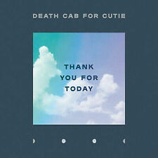 Thank You for Today * by Death Cab for Cutie (CD, Aug-2018, Atlantic (Label))