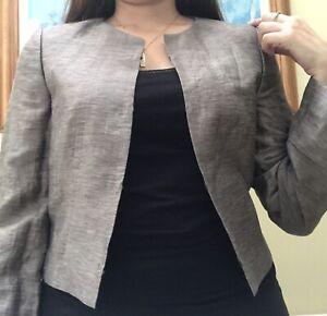 0d59c58ca Details about Hugo boss Women Jacket UK SIZE 8 EU 38 Ladies Designer