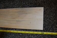 """Muskrat  61/2"""" Basswood Board Stretcher trap traps trapping Fur Handling"""