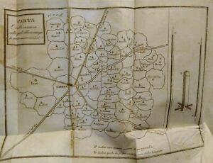 1823-PAOLO-BELTRAMI-ESPERIMENTI-ELETTRICI-CON-CARTA-DI-TARBES-E-DINTORNI-PIRENEI