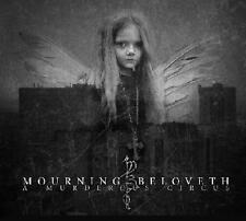 Mourning Beloveth - A Murderous Circus 2CD 2005 death doom Ireland Grau digipack