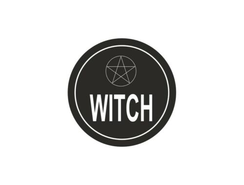sticker flag tuning decal car motorcycle witch r2
