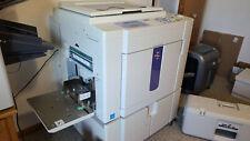 Risograph Mz790 Digital Duplicator Two Color Printing Press