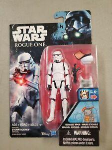 Star Wars ROGUE ONE IMPERIAL STORMTROOPER Action Figure NIP ~ 3.75in ~ Hasbro